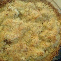 Apple Shortbread Pie **Trinity**