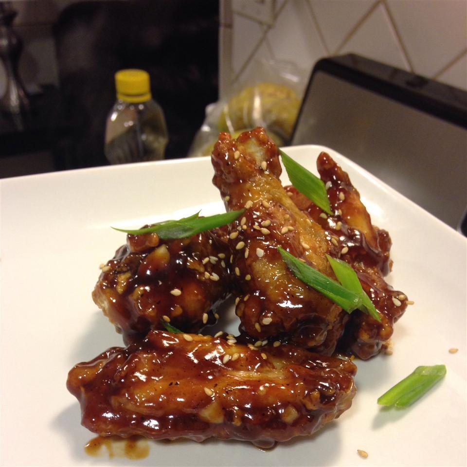Korean Hot Wings