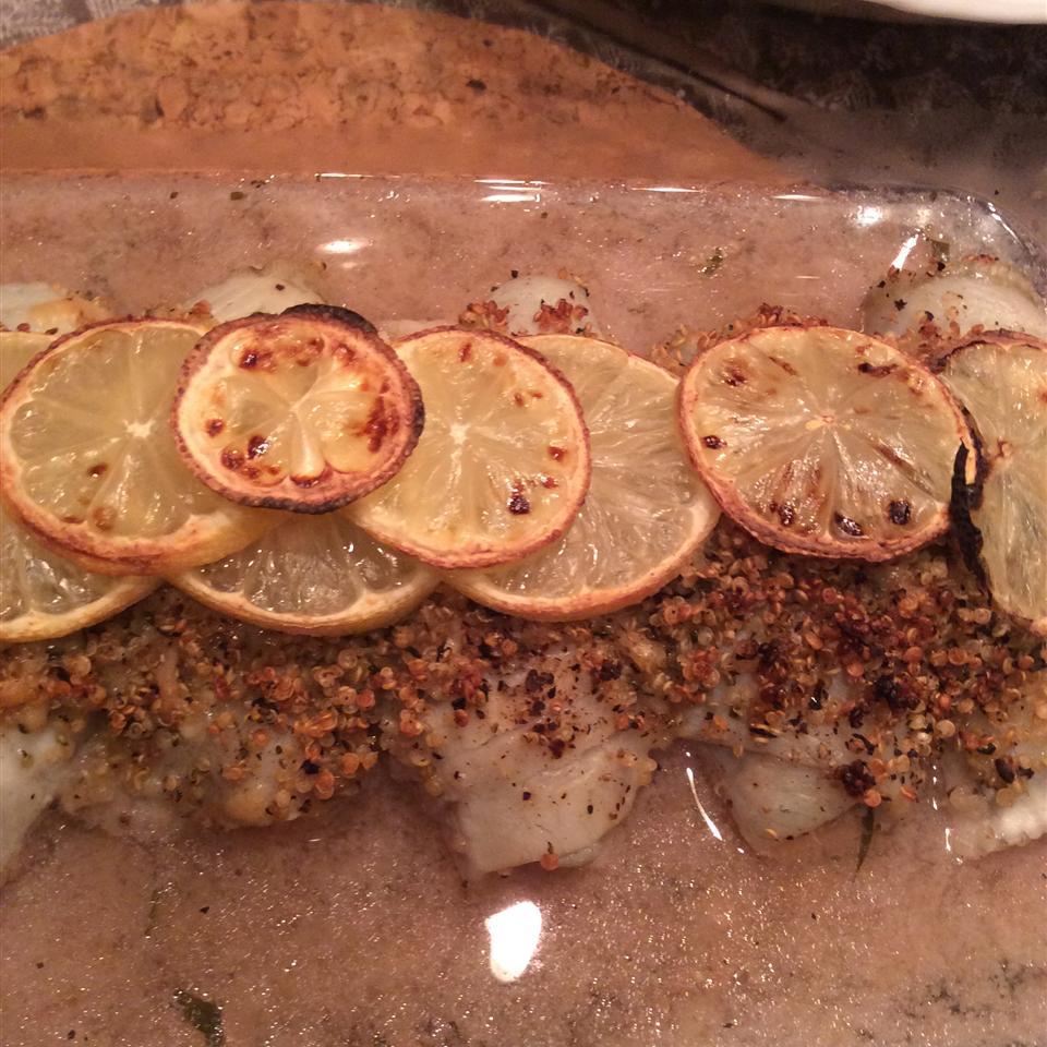 Italian-Style Quinoa-Stuffed Sole Ava GV
