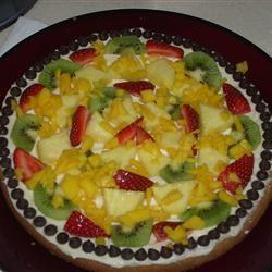 Fruit Pizza JJ