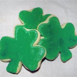 Irish Flag Frosting Laria Tabul
