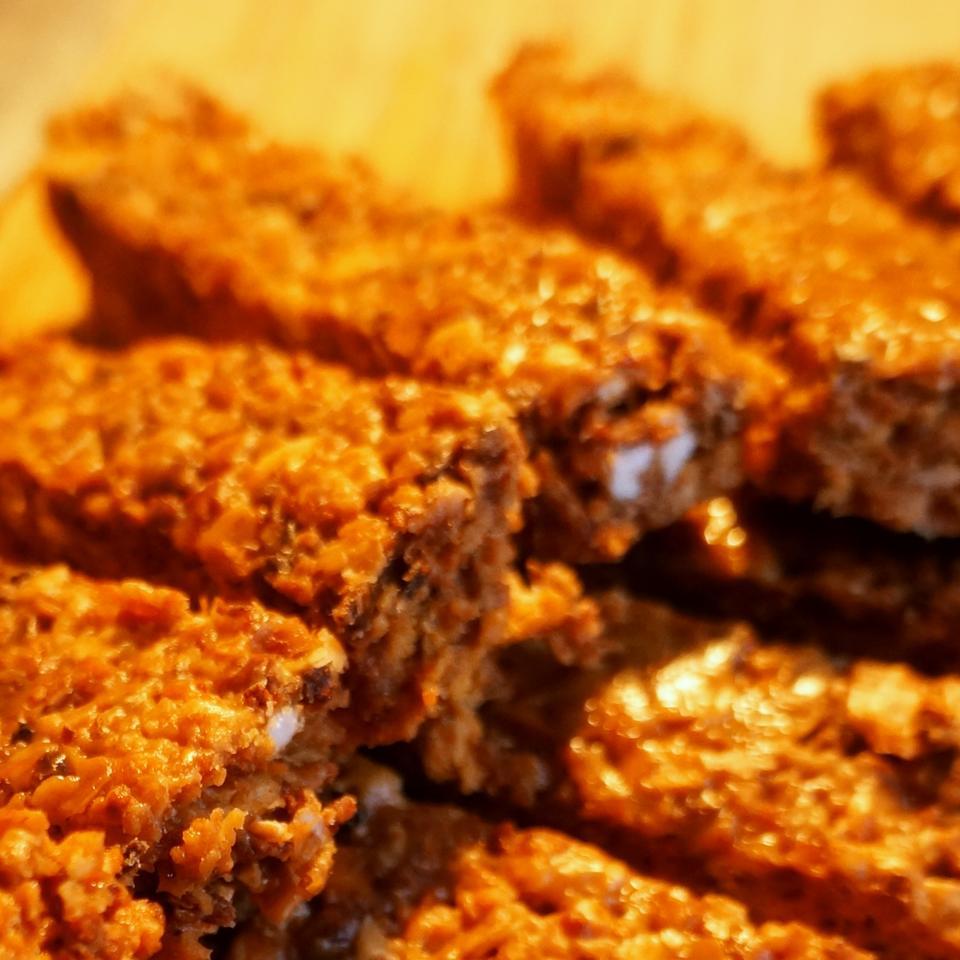Oaty Cereal Bars Martin Dube