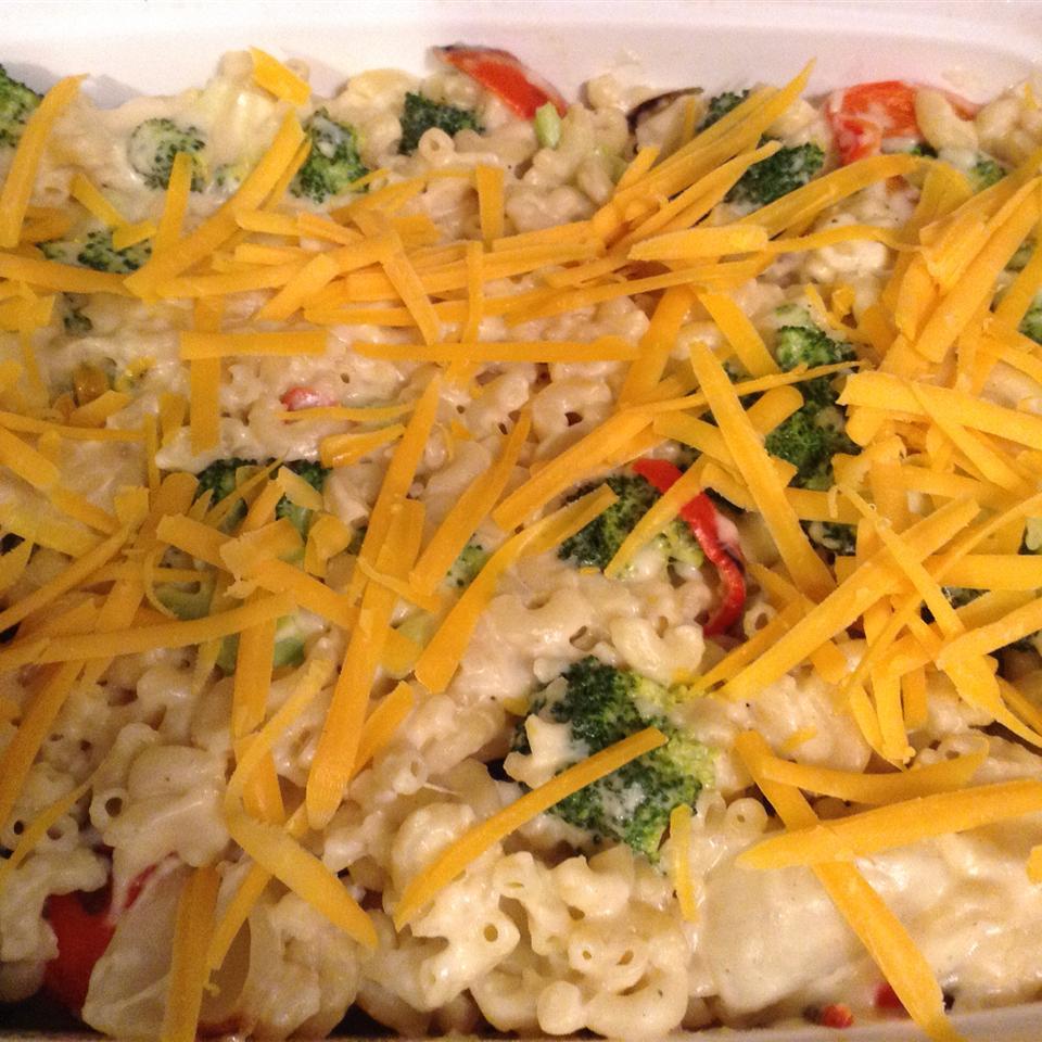 Pasta Broccoli Bake Teresa Carey