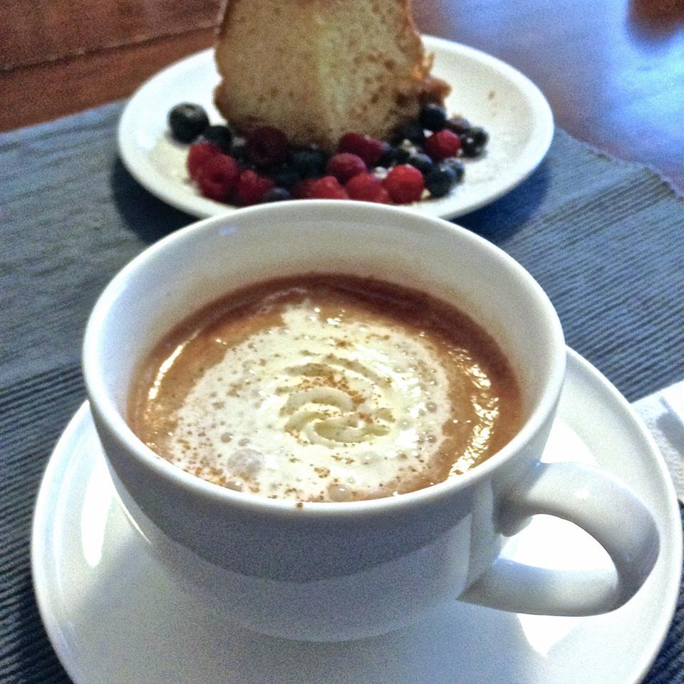 Coconut Hot Cocoa Buckwheat Queen