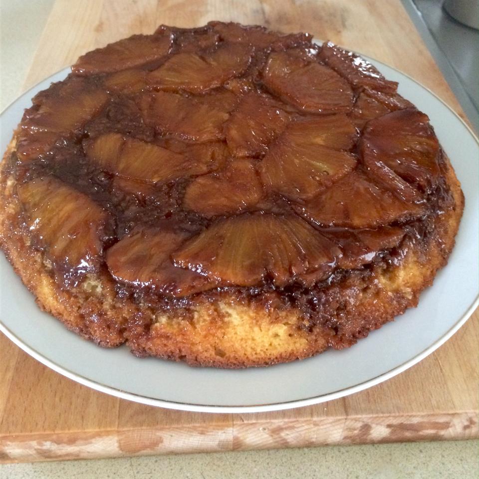 Chef John's Pineapple Upside-Down Cake