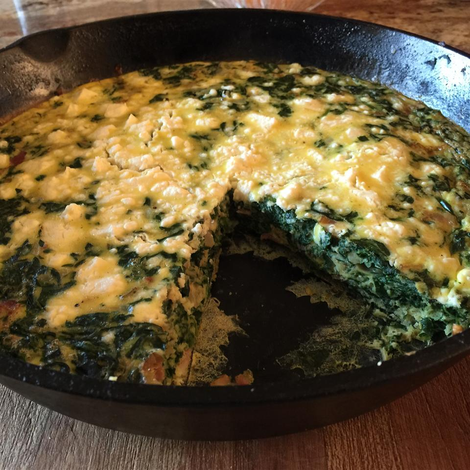 Chef John's Spinach and Feta Pie
