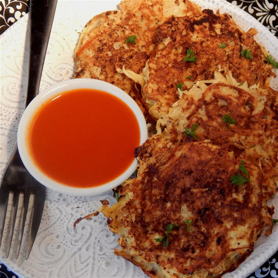 Simple Parsnip Pancakes Linda T