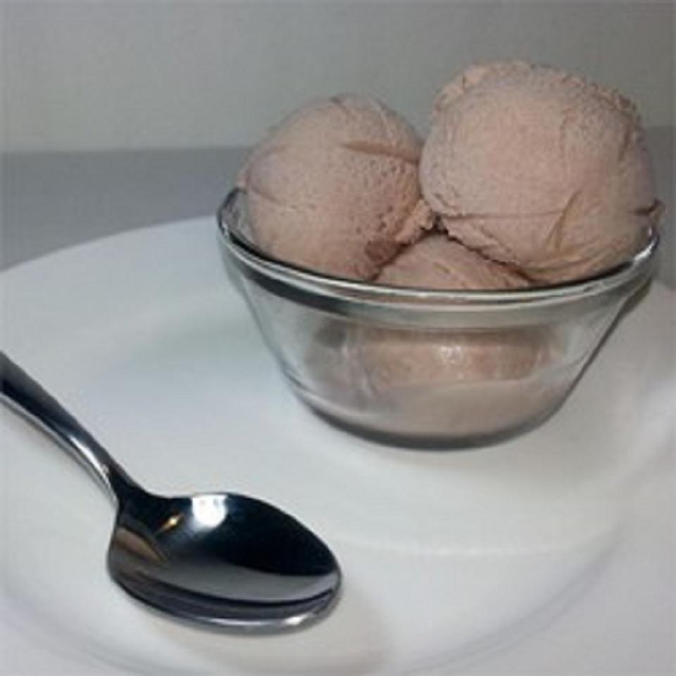 Easy Red Bean Ice Cream