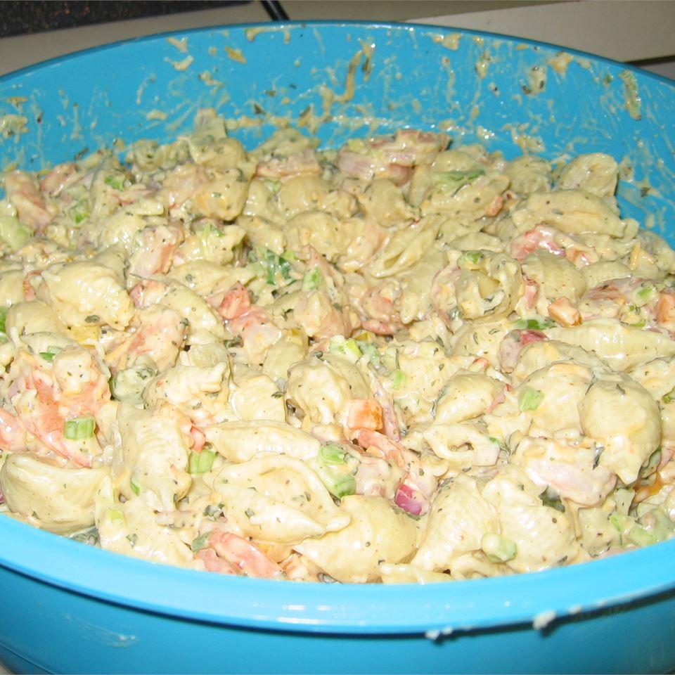 Seafood Salad Supreme C0RRIE