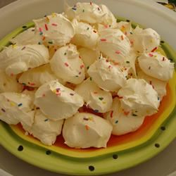 Forgotten Party Cookies