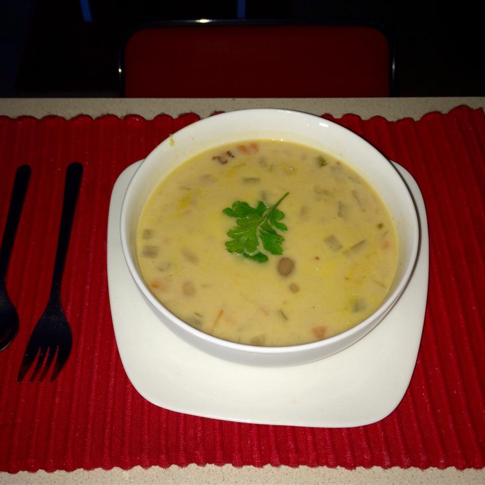 Chef John's Ham and Potato Soup