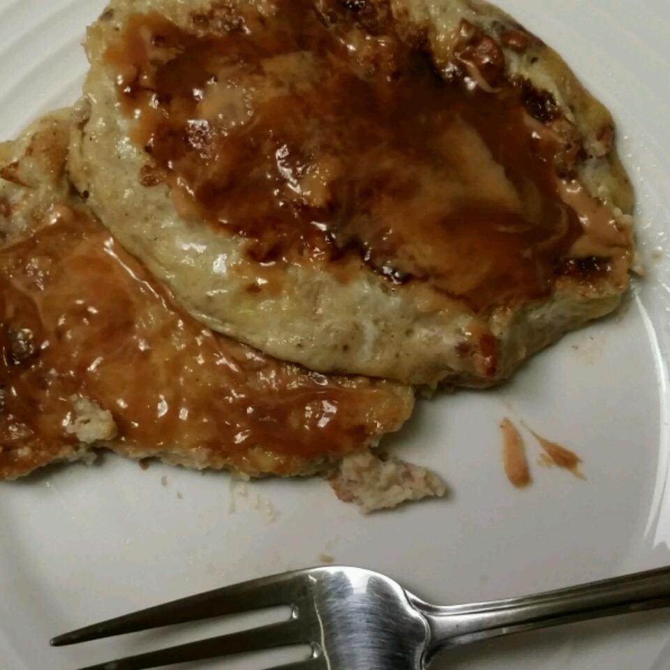 Flourless Banana Pancakes curiouscookie