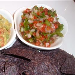 Fresh Salsa II Fit&Healthy Mom