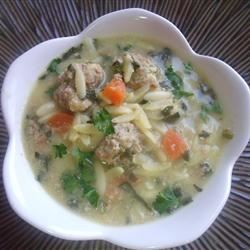 California Italian Wedding Soup