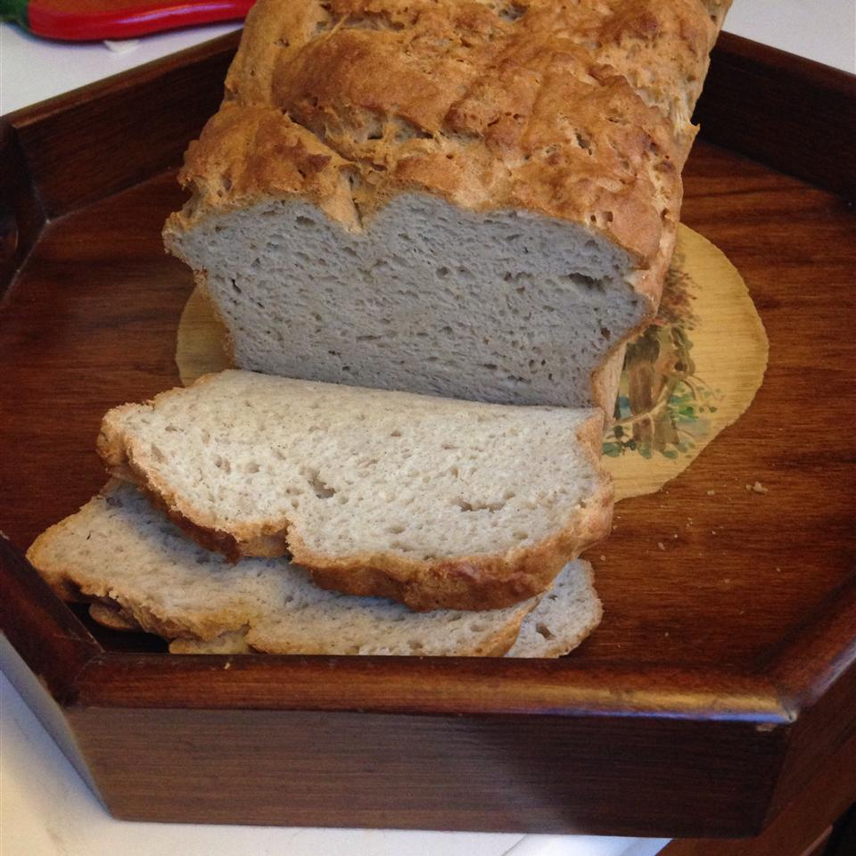 Gluten-Free Beer Bread