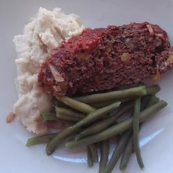 Ellen's Buffalo Meatloaf