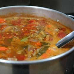 Winter Lentil Vegetable Soup INSPIRON41
