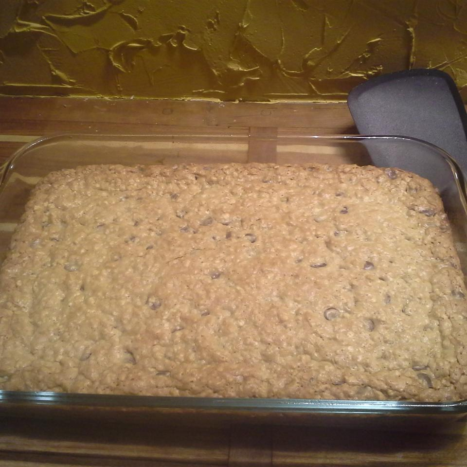 Amazing Oatmeal Chocolate Chip Bars Brad Bamford