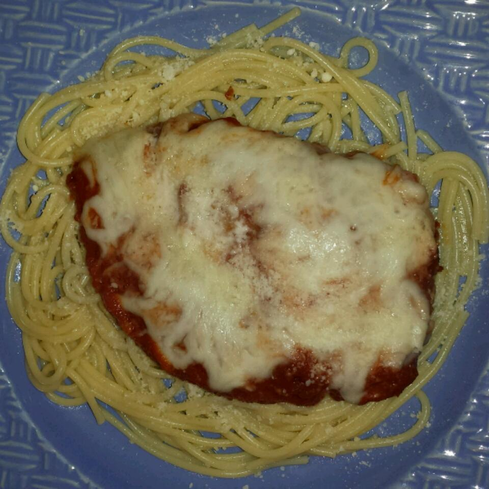 A 20-Minute Chicken Parmesan toyamay