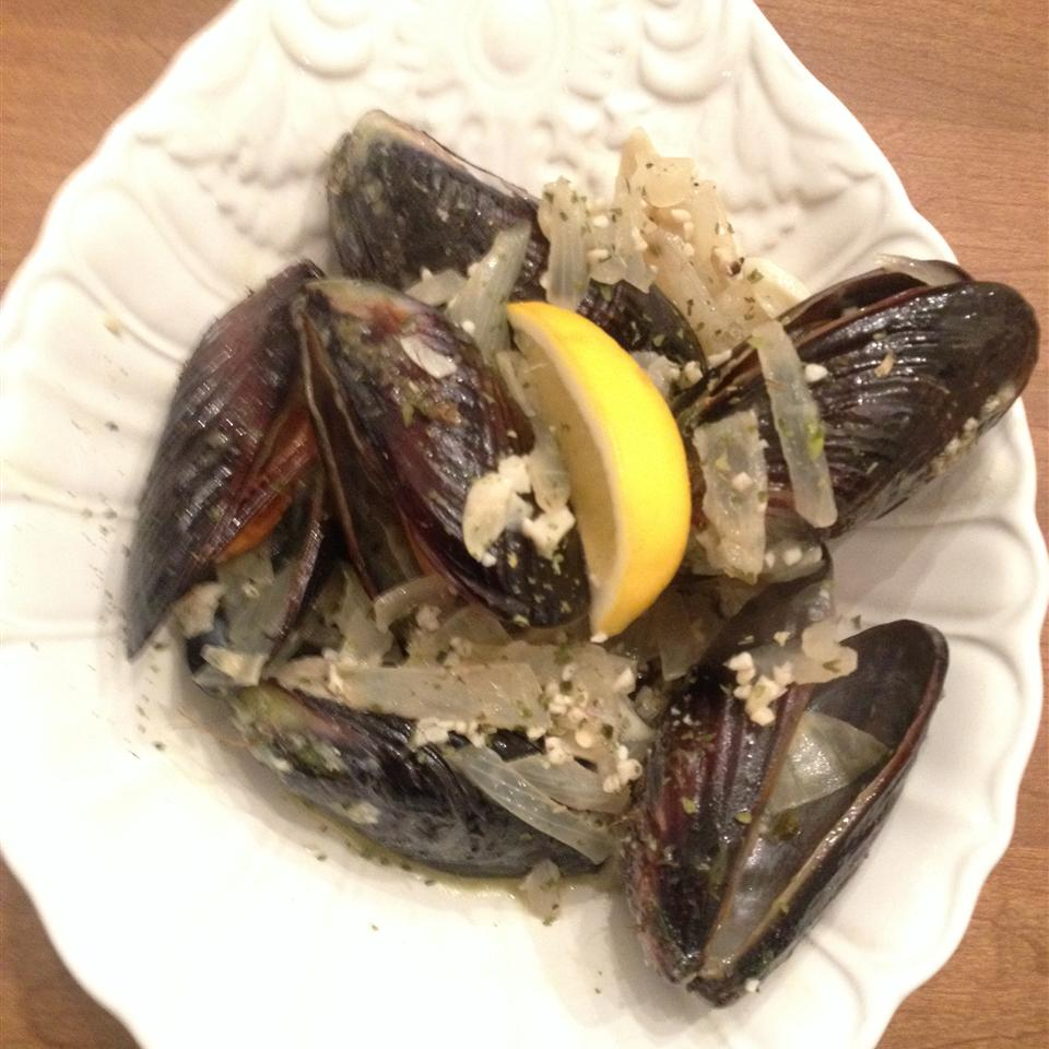 Steamed Mussels I kdavid1920