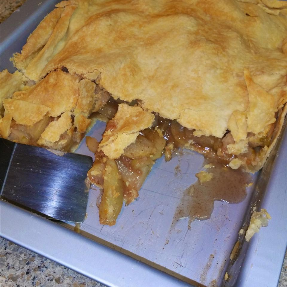 Apple Slice Squares Fred