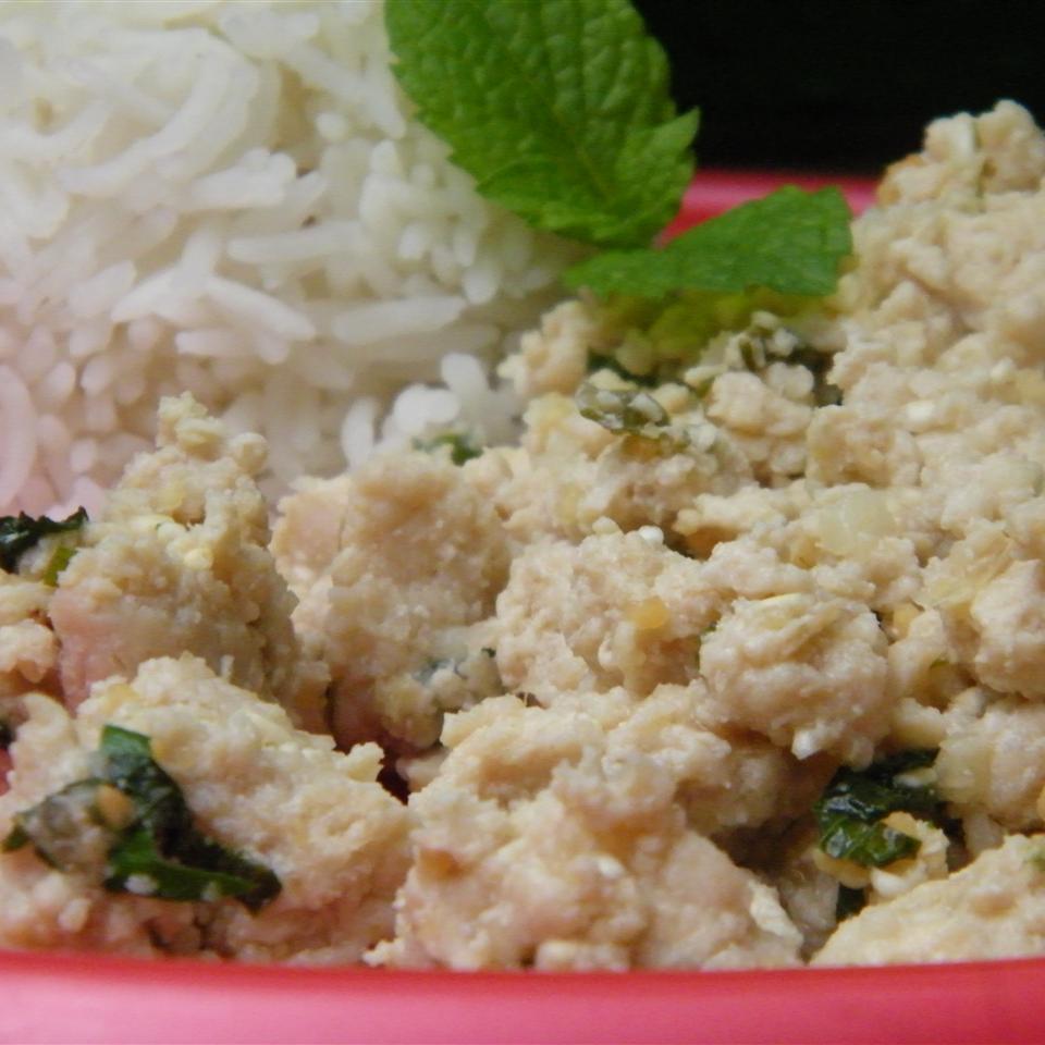 Larb - Laotian Chicken Mince Seattle2Sydney