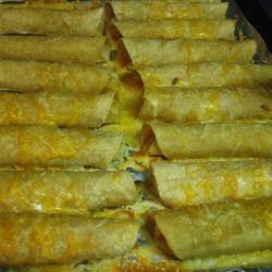 Chicken Flautas sjsholar