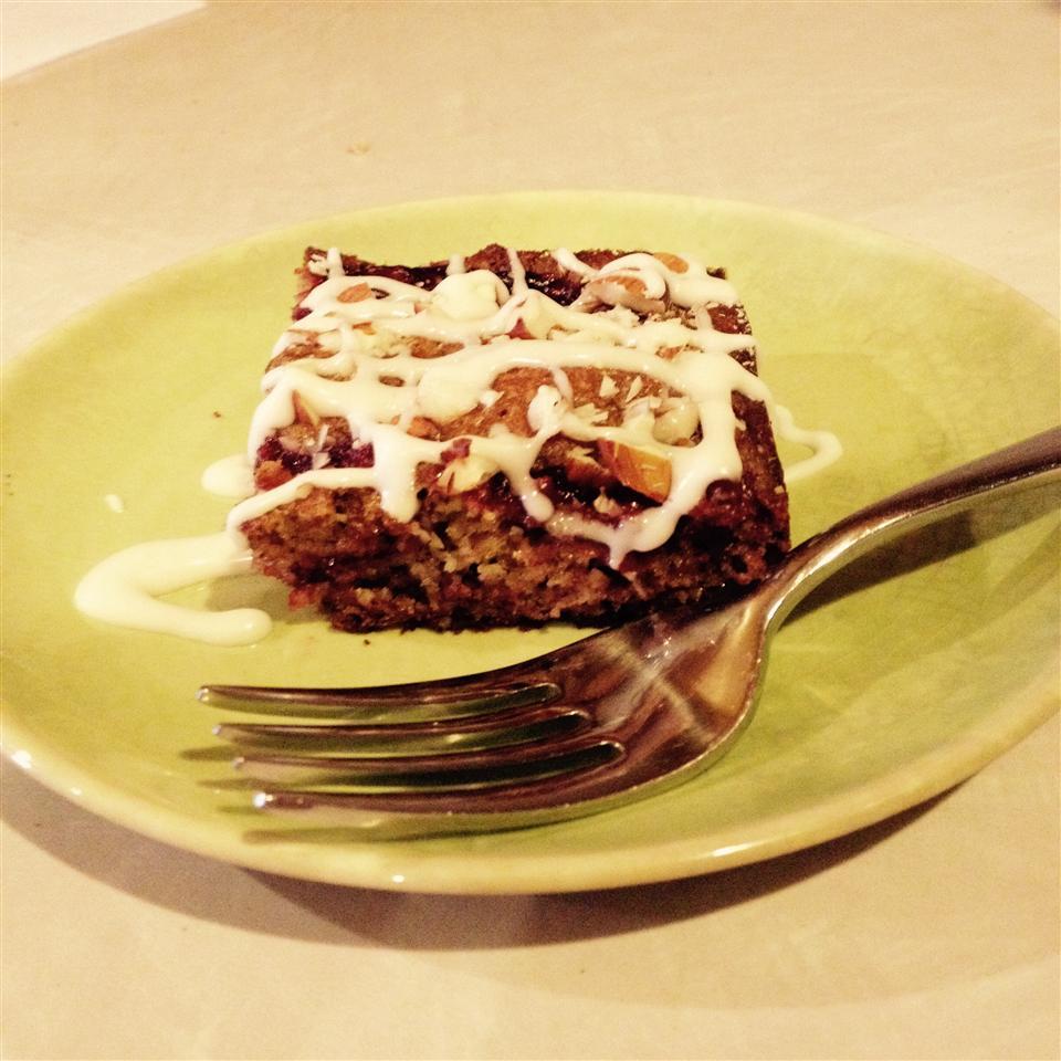 Gluten-Free Raspberry-Almond Coffee Cake