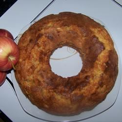 Apple Bundt Cake Lorena Medina