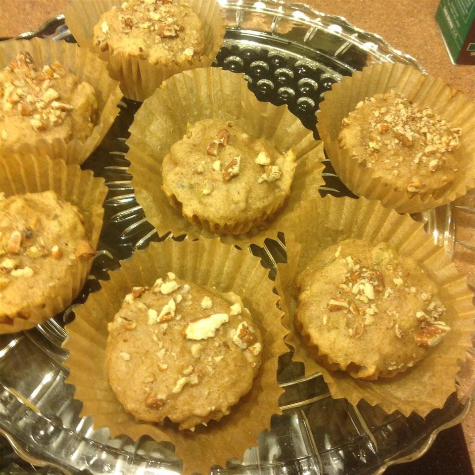 Applesauce Muffins Kyleman