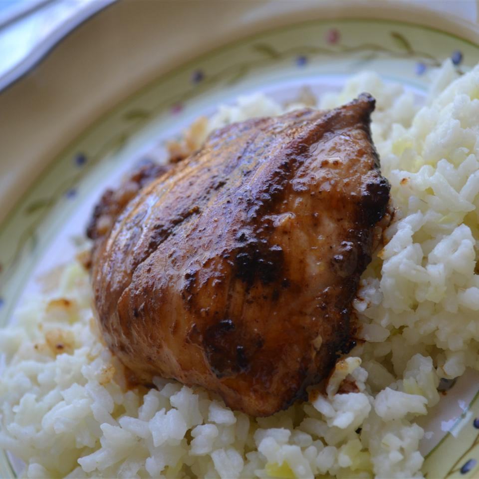 Ang's Balsamic Maple Chicken