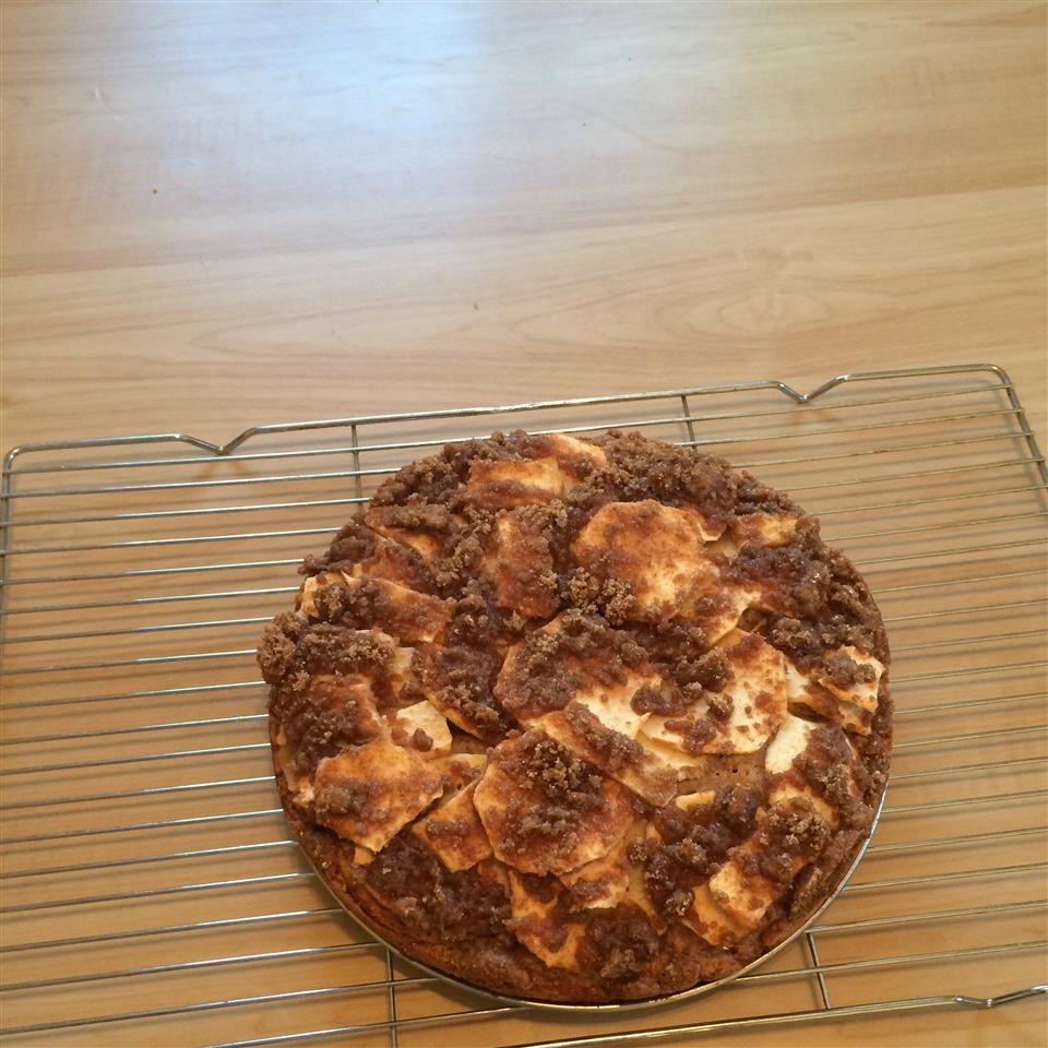 Spiced Apple Coffee Cake Larry Eldridge