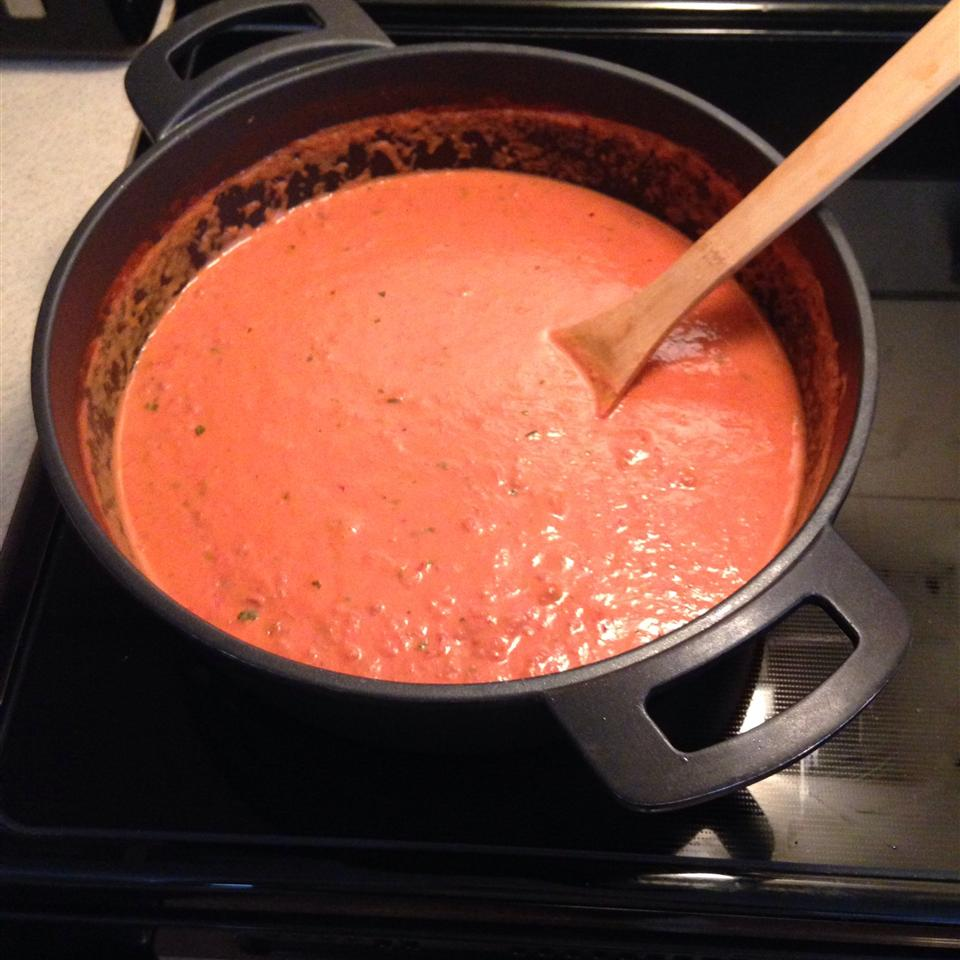 Vodka Sauce Travis Dean