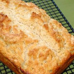 Easy Beer Bread Mix jenathomas