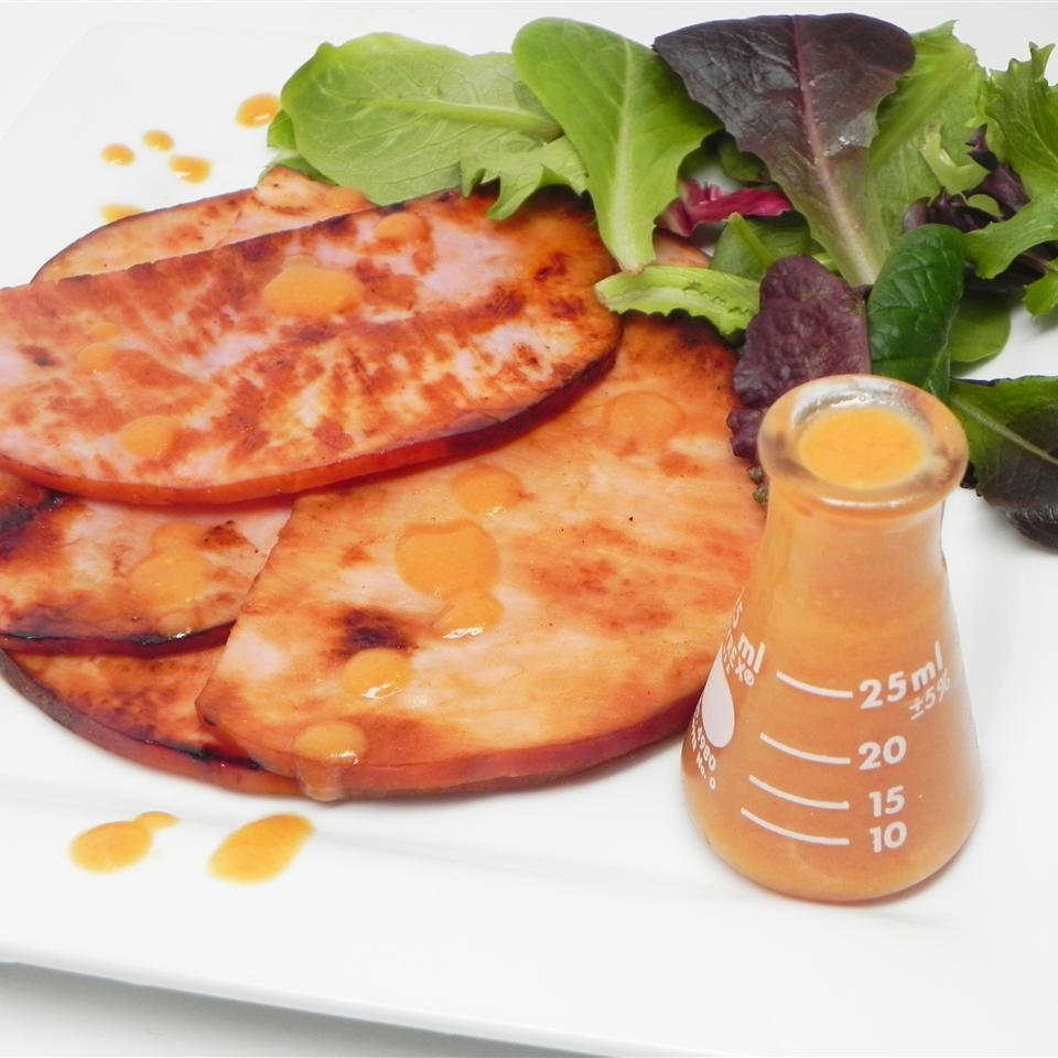 Tangy Mustard Sauce for Ham