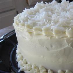 Italian Cream Cake II messy_jessie