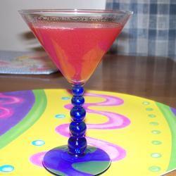 Cherry Breeze Martini CNM CATERING
