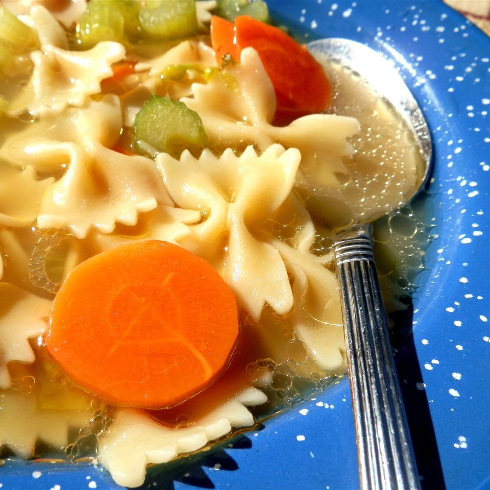 Leah's Chicken Soup