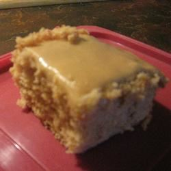 Burnt Sugar Cake II Doolittlenomnoms