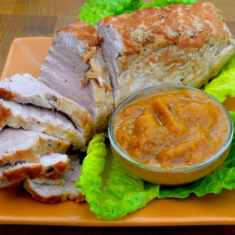Sweet and Savory Pineapple Pork Loin Pipsy D