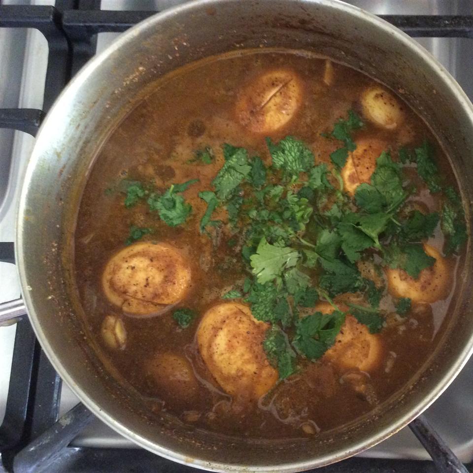 Egg Kulambu Priya Sundar
