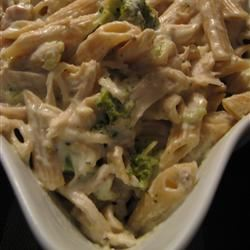 Creamy Chicken With Pasta and Broccoli My Hot Southern Mess