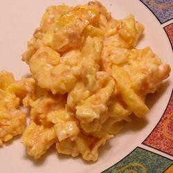 Savory Scrambled Eggs ~TxCin~ILove2Ck