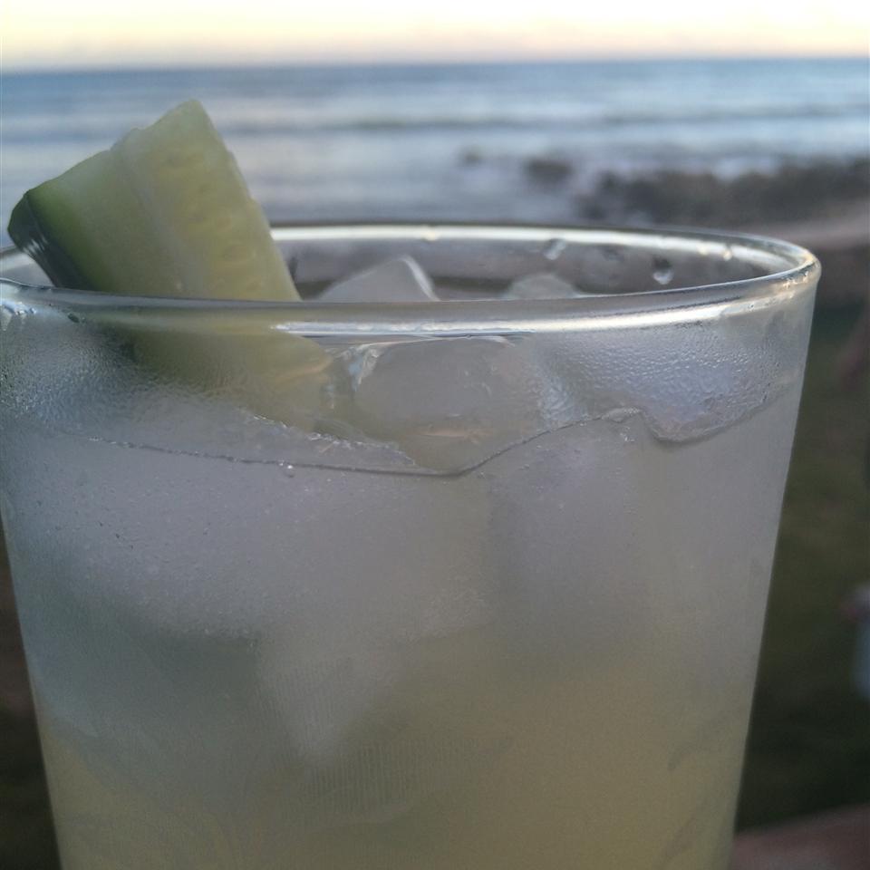 Jalapeno Cucumber Lemonade Chango Borracho