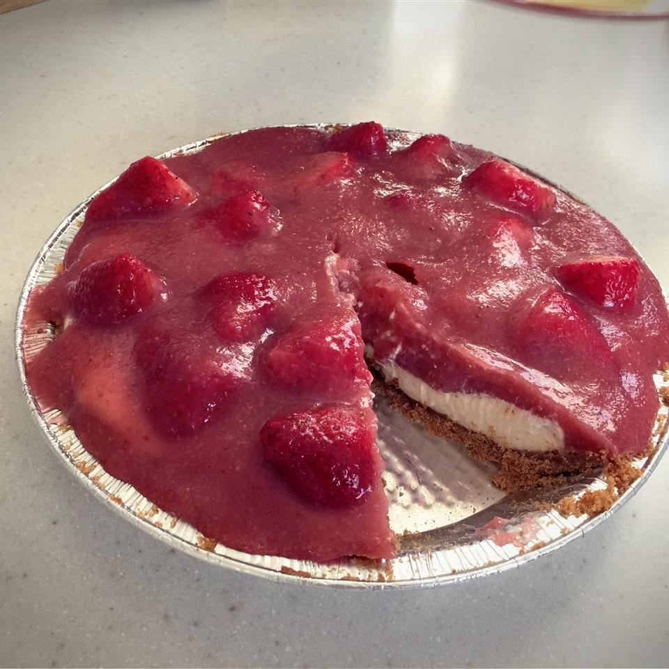 Strawberry Cream Pie To Die For Michelle Deng