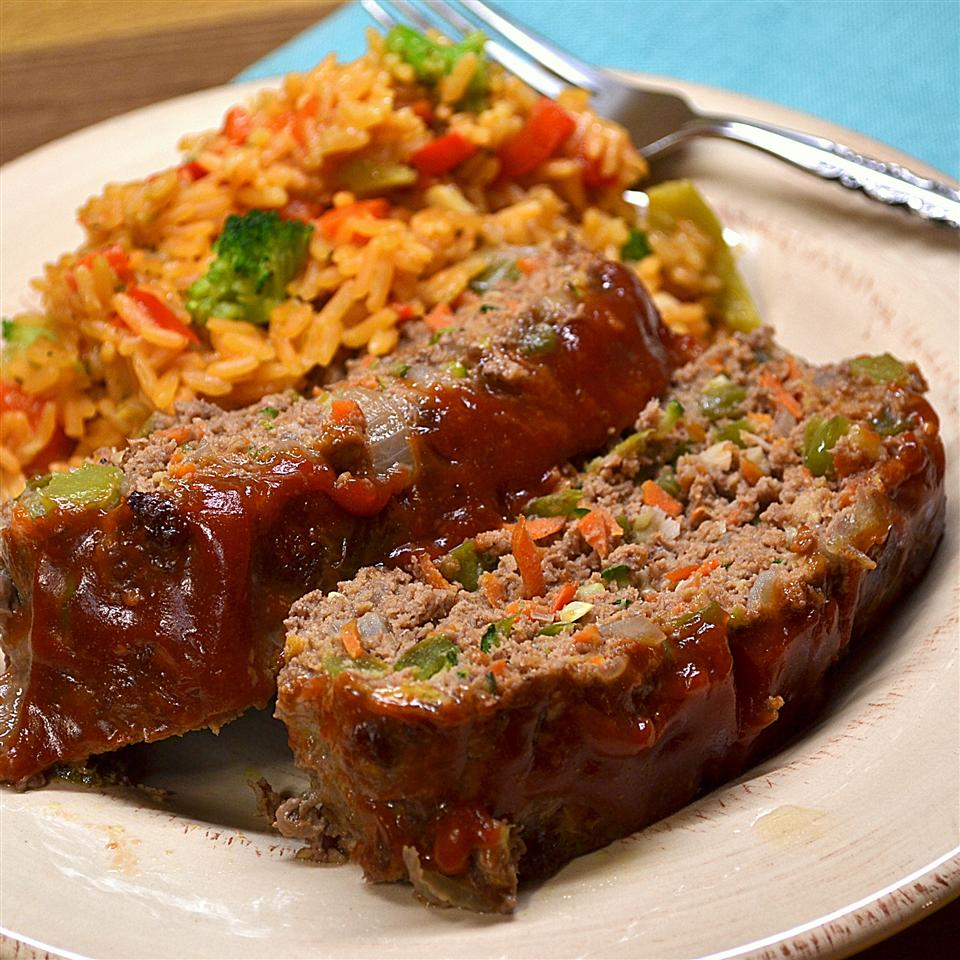 Momma's Healthy Meatloaf NOLAMom