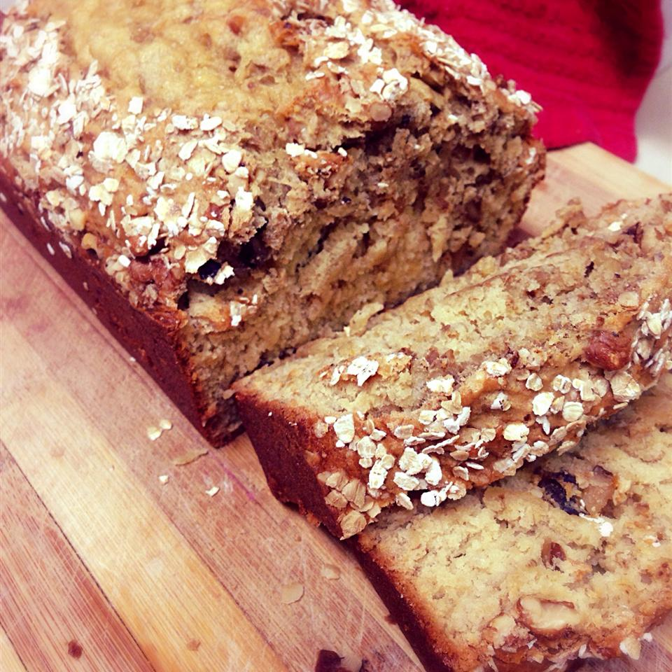 Brown Sugar Banana Nut Bread I J. R. May