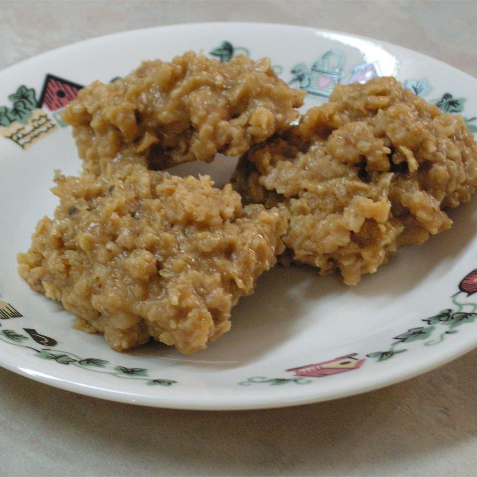 Easy No Bake Cookies ChickadeeD