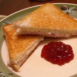 Sweet and Spicy Turkey Sandwich ~TxCin~ILove2Ck