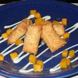 Mango Spring Roll Matt Grifo